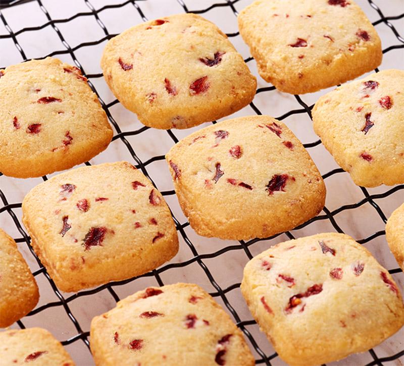蔓越莓饼干曲奇饼干
