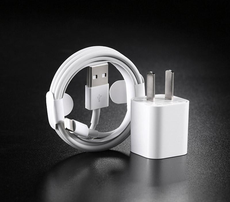 苹果数据线充电线iPhoneX/8p/11/12适用苹果12/7plus充电线12pro数据线iPad Air充电线